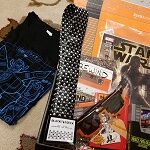 #FanGirl Friday:  REWIND with January's Loot Crate!