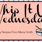 Whip It Up Wednesday:  Baked Macaroni & Cheese