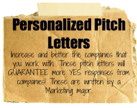 Pitch Letters