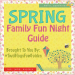 2015 Spring Family Fun Night Guide