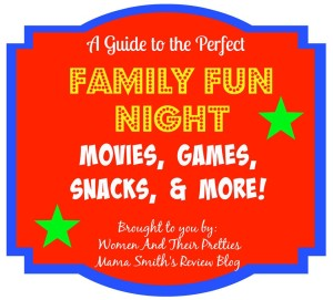 2014 Family Fun Night