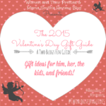 The 2015 Valentine's Day Gift Guide
