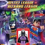 LEGO Justice League Vs Bizarro League <br> Blu-ray Giveaway