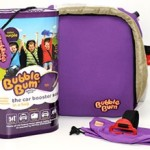 BubbleBum: An Inflatable Booster Seat!
