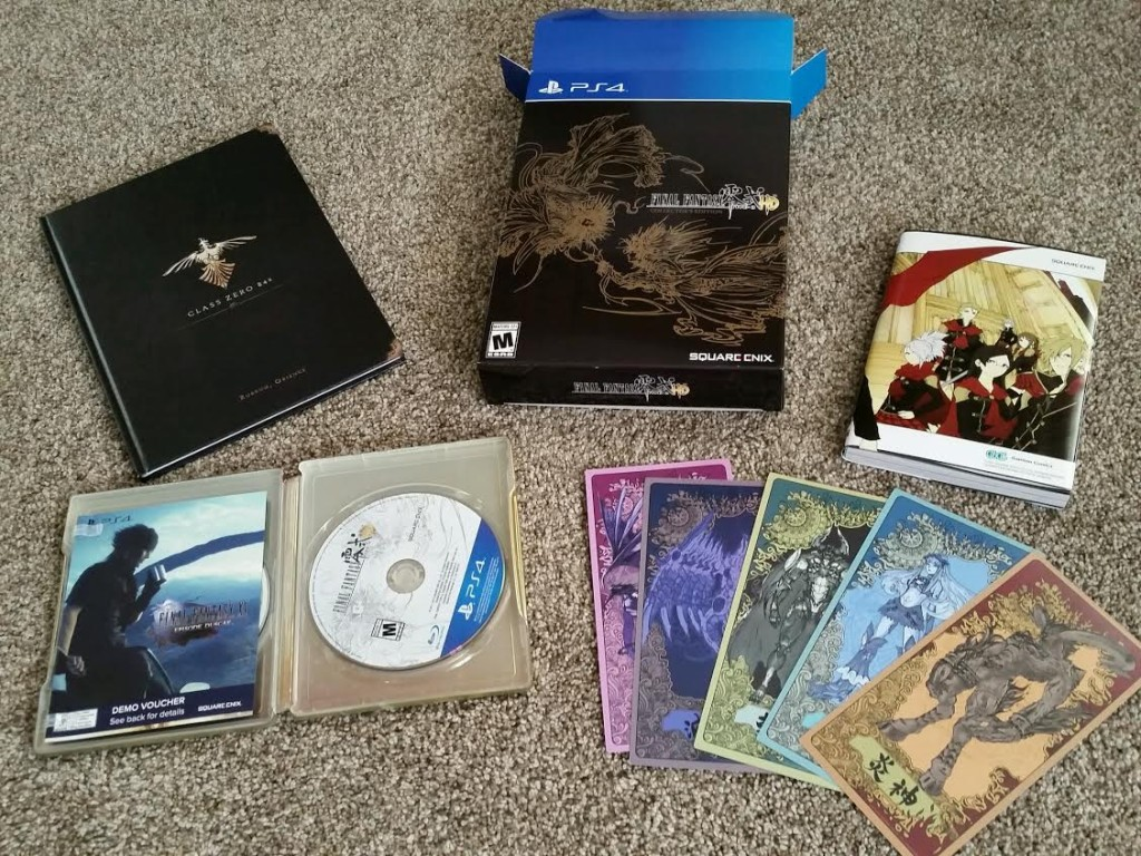 Final Fantasy Type-O HD Collector's Edition