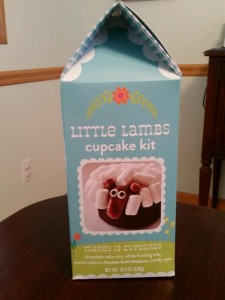 Little Lambs Cupcakes