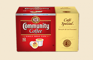 community coffe