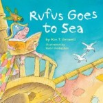 Rufus Goes to Sea Book Giveaway