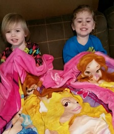Disney Princess Blanket
