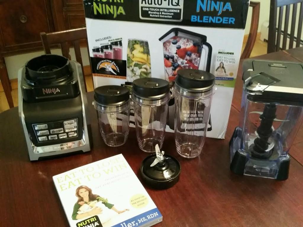 Nutri Ninja Ninja Blender