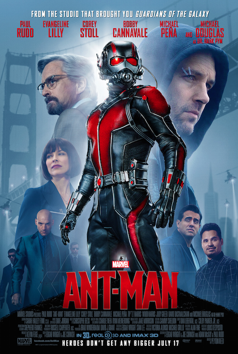 Ant-Man Poster