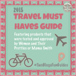 2015 Travel Must Haves Guide