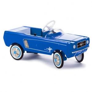 Hallmark Kiddie Car