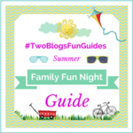 2015 Summer Family Fun Night Guide