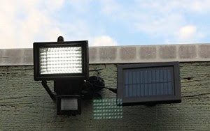 outdoor solar motion