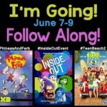 Inside Out Event & more in LA!
