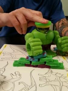Smashdown Hulk