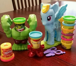 Play-Doh PlayLIkeHasbro