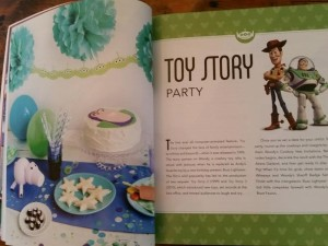 Toy Story Themed Party