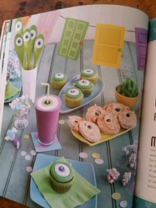 Monsters Inc Themed Party