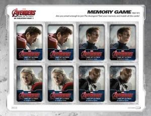 Avengers Memory