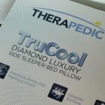 Sleep Better Month Tips + Therapedic Pillow