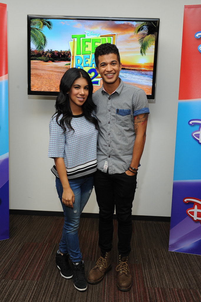 CHRISSIE FIT, JORDAN FISHER