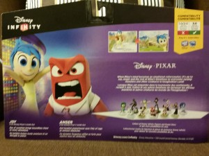 Disney Infinity 3.0 Inside Out