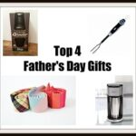 Top 4 Gifts for Dad this Father's Day