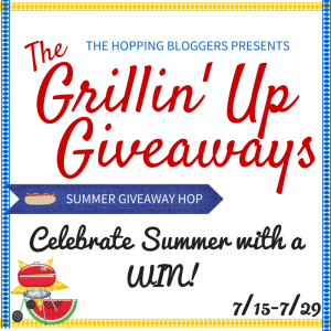 Grillin' Up Giveaways Sidebar