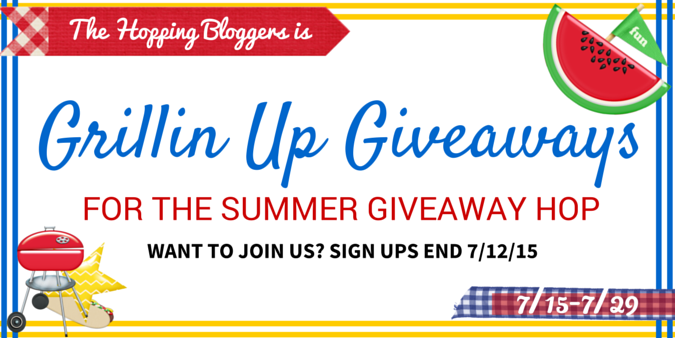 Grillin' Up Giveaways