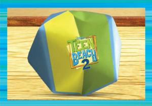 Origami Beach Balls