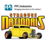 PPG #Syracuse Nationals Car Show Starts Today!