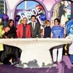 A Party on the Purple Carpet #InsideOutEvent