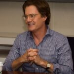 Sitting Down with Kyle MacLachlan #InsideOut