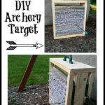 Make Your Own Archery Target DIY | #DIY #Archery