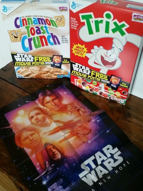 General Mills Cereal Wars