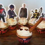 Recipe: Ant-Man Inspired Cinnamon Raisin Cupcakes