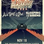 All Time Low & Sleeping with Sirens Back to the Future Hearts Tour Coming to #Syracuse