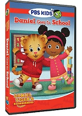 Daniel Tiger Goes to School