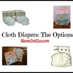 Cloth Diapering Basics: The Options | #ClothDiapers #ClothDiapering #NaturalParenting