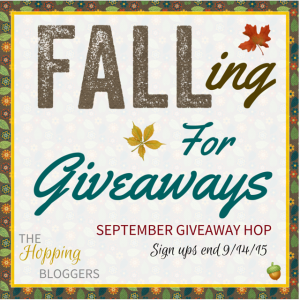 Falling for Giveaways Sign Ups Button