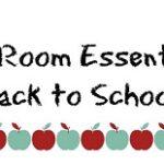 6 Dorm Room Essentials
