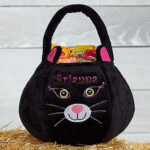 Personalized #Halloween Trick or Treat Bags