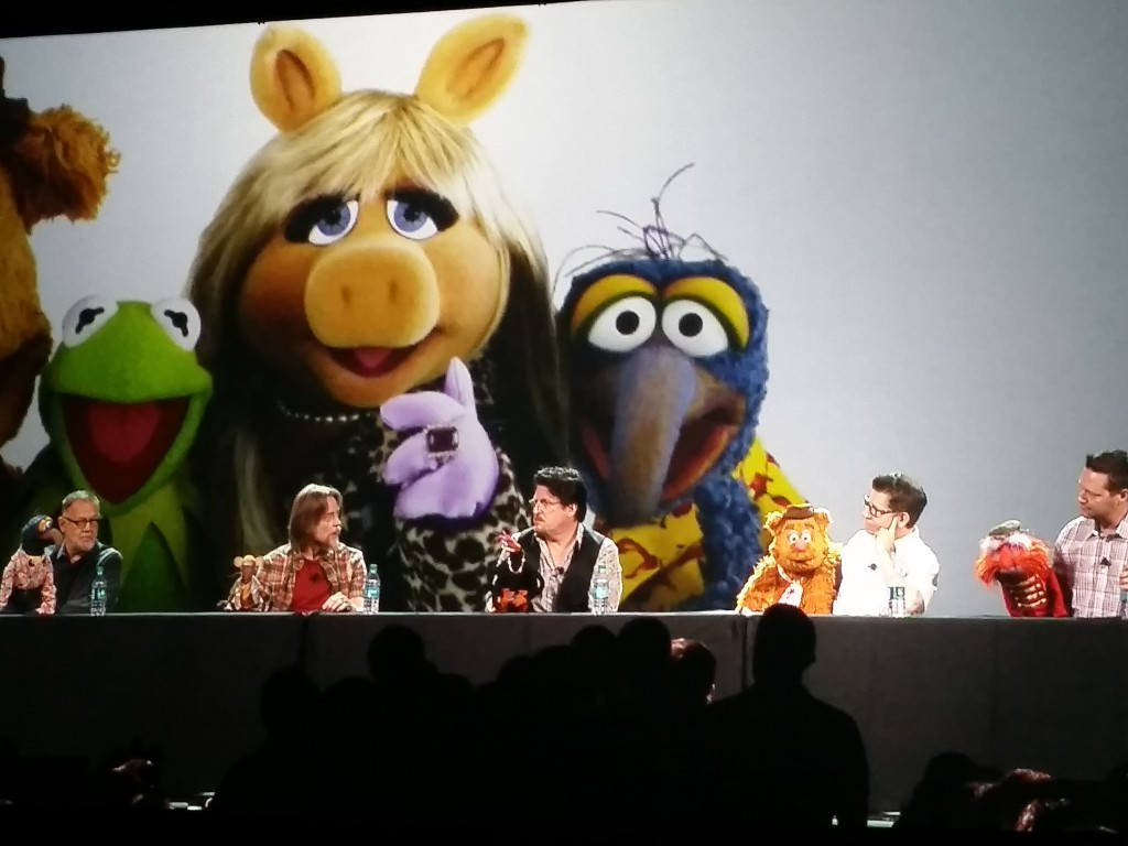 The Muppets Panel