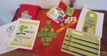 Kandoo Potty Training Party Kit