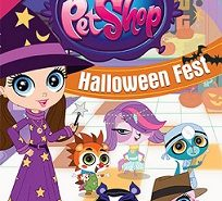 LPS Halloween Fest Cover