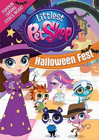 LPS Halloween Fest Cover