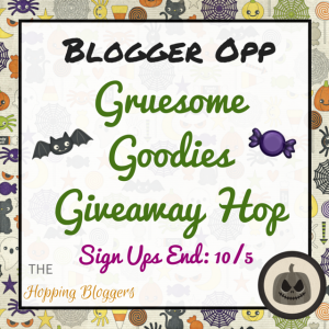 Gruesome Goodies Sign-Ups Button