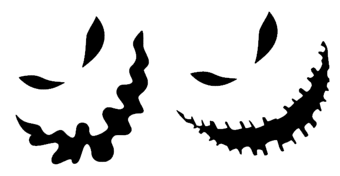 Oogie-Boogie-Faces
